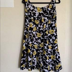 Ronni Nicole Dresses - Floral Fit and Flare Dress